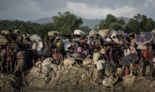 PBB, militer myanmar, rohingya,