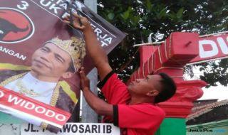 Poster Raja Jokowi