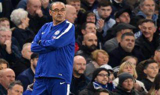 Premier league 2018-2019, Chelsea, Maurizio Sarri