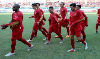 Timnas Indonesia, Mauritius, Indonesia 1-0 Mauritius
