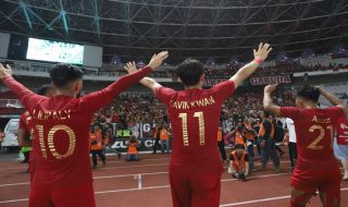 Piala AFF 2018, Timnas Indonesia, Indonesia, Thailand, Rizky Pora, Andik Vermansah, Riko Simanjuntak