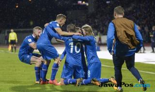 Pemain-pemain Islandia sangat berpengalaman di pentas Eropa.