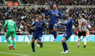 Premier LEague 2018-2019, Liga Inggris, Newcastle United, Chelsea