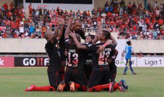 Persipura Jayapura, Arema FC, Liga 1 2018, Hilton Moreira