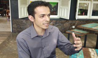Juru bicara Badan Pemenangan Nasional (BPN) Capres dan Cawapres Prabowo Subianto-Sandiaga Uno