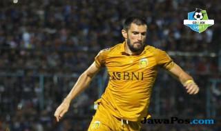 Vladimir Vujovic, Bhayangkara FC, Persija Jakarta, Persib Bandung, Liga 1, PT LIB,