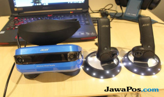 Acer VR, Acer Windows Mixed Reality