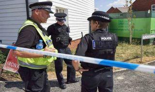 polisi inggris, perempuan inggris tewas, racun novichok