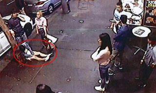 perempuan mabuk, restoran denda, restoran korea australia
