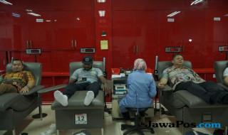 Persebaya Surabaya, Korban Teror Bom, Teror Bom Surabaya, Donor Darah