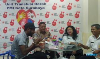 Persebaya Surabaya, Korban Teror Bom, Teror Bom Surabaya, Bantu Pendidikan