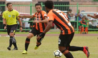 Perseru Serui, PSMS Medan, Liga 1 2018, Stadion Marora