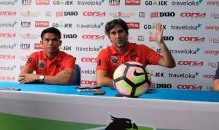 Persija Jakarta, Barito Putera, Stefano Cugurra Teco, Liga 1 2018,
