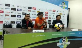 Persija Jakarta, Persib Bandung, Liga 1 2018, Stefano Cugurra Teco, Teco
