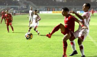 Persija Jakarta, Stefano Cugurra Teco, Liga 1 2018, Persipura Jayapura