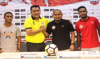 Persiraja, Persiraja Banda Aceh, Semen Padang, Liga 2 2018
