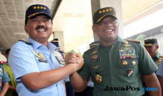 KSAU, Panglima TNI, Calon Panglima TNI, Prajurit TNI, Politik TNI