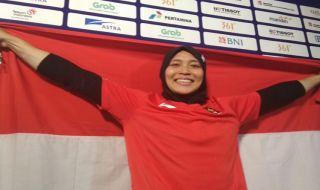 Asian Games 2018, Panjat Tebing, Aries Susanti Rahayu