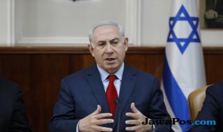 Perdana Menteri Israel Benjamin Netanyahu
