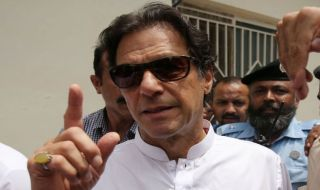 Imran Khan berjanji untuk memotong pengeluaran pemerintah