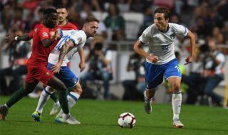 UEFA Nations League, Portugal, Italia, Portugal 1-0 Italia