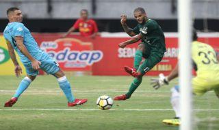 Persebaya Surabaya, Liga 1 2018, Klasemen Sementara Liga 1 2018, Persela Lamongan