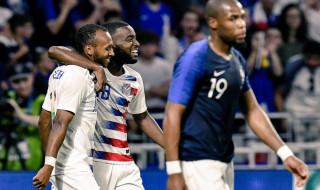 Timnas Prancis, Timnas Amerika Serikat, Piala Dunia 2018, Kylian Mbappe,