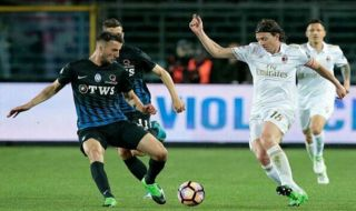 Serie A 2018-2019, Liga Italia, AC Milan, Atalanta, AC Milan vs Atalanta