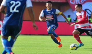 Liga 1 2018, Arema FC, madura united