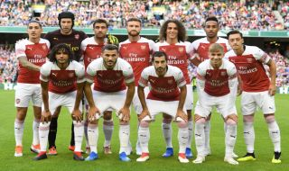 Liga Europa 2018-2019, Arsenal, Sporting CP
