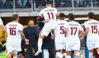 Liga Italia, Serie A 2018-2019, AS Roma, Chievo