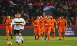 Laga uji coba, pertandingan persahabatan, Timnas Belgia, Timnas Belanda, Belgia vs Belanda