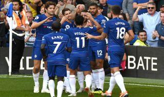 Premier League 2018-2019, Liga Inggris, Chelsea, Everton