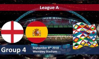 UEFA Nations League, Inggris, Spanyol, Prediksi Inggris vs Spanyol