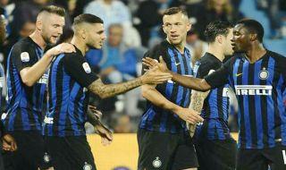 Serie A 2018-2019, Liga Italia, Inter Milan, Genoa