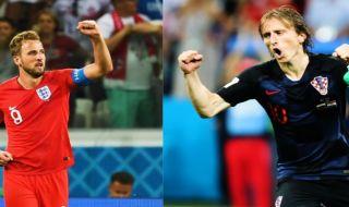 Timnas Inggris, Timnas Kroasia, UEFA Nations League