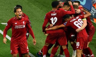 Liga Champions 2018-2019, Liverpool vs Red Star Belgrade, Liverpool, Red Star Belgrade