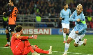 Liga Champions 2018 2019, Manchester City, Shakhtar Donetsk