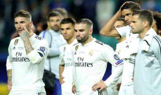 Copa del Rey 2018-2019, Real Madrid, Melilla