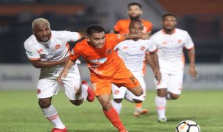 Liga 1 2018, Perseru Serui, Borneo FC