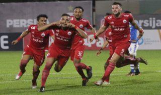 Persija Jakarta, PSIS Semarang, Liga 1 2018