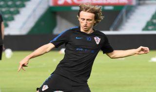 Prediksi Spanyol vs Kroasia, Timnas Spanyol, Timnas Kroasia, UEFA Nations League, Luka Modric