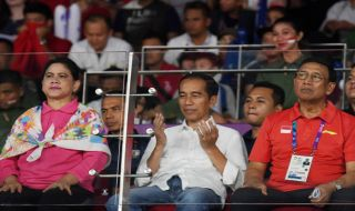 Asian Games 2018, Closing Ceremony, Presiden Jokowi, Jokowi, Joko Widodo