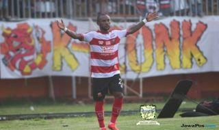 Zah Rahan, PSM Makassar, Liga 1 2018, Madura United