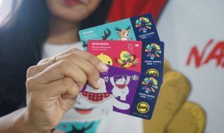 Asian Games 2018, KMT, KRL, PT KCI