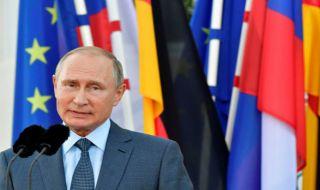 Vladimir Putin, Presiden Rusia, Vladimir Putin syria