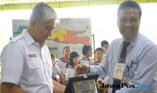 Eksekutif VP PT KAI DAOP1 Jakarta Hendy