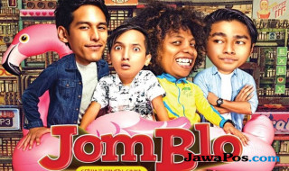 jomblo, film jomblo, poster film jomblo