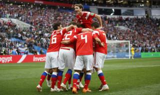 Timnas Rusia, Timnas Arab Saudi, Laga Pembuka, Piala Dunia 2018