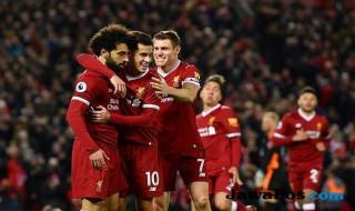 Liverpool, Leicester City, Liverpool 2-1 Leicester City, Mohamed Salah